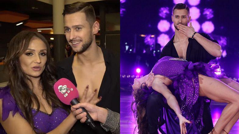 """Dumna Sylwia Madeńska ucina pytania o zazdrość: """"To ja tańczę z TĄ KLATĄ!"""""""