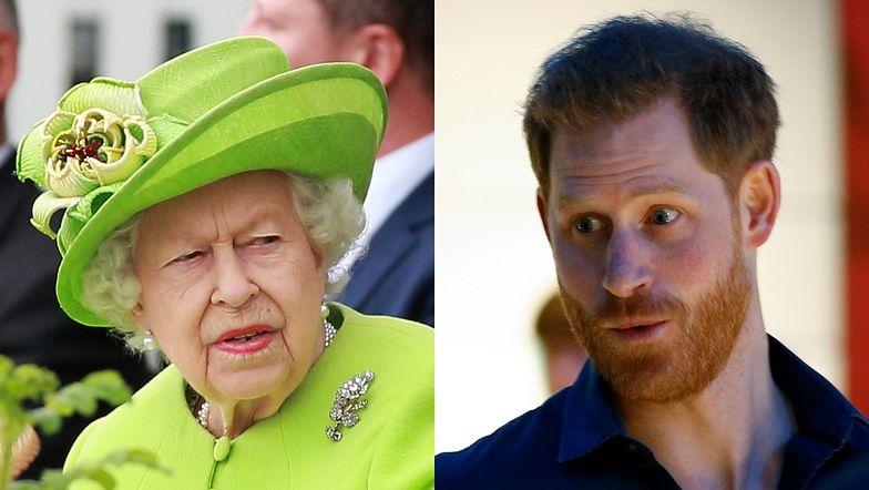 Pałac Buckingham wydał OŚWIADCZENIE w sprawie książki księcia Harry'ego