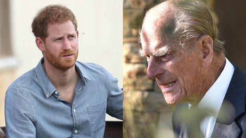 Harry WRÓCIŁ do Wielkiej Brytanii na pogrzeb księcia Filipa! Meghan Markle została w Los Angeles