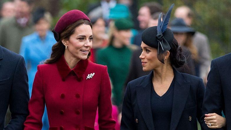 Meghan Markle spotka się z Kate Middleton na uroczystej mszy. Utną sobie pogawędkę?