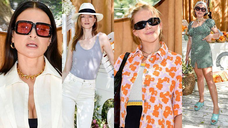 Wakacyjne celebrytki grzeją się na evencie marki obuwniczej: Jessica Mercedes, Joanna Horodyńska, Kasia Struss... (ZDJĘCIA)
