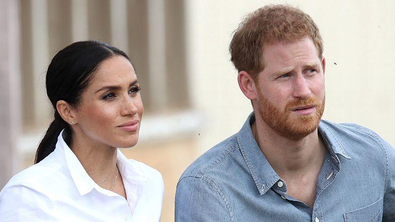 """Sussexowie w ogniu krytyki po oświadczeniu, jakie wydali w sprawie używania przydomku """"Royal"""": """"Pachnie złośliwą furią"""""""