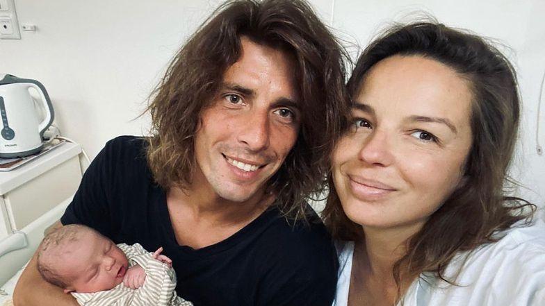 Agnieszka Włodarczyk i Robert Karaś ZOSTALI RODZICAMI!