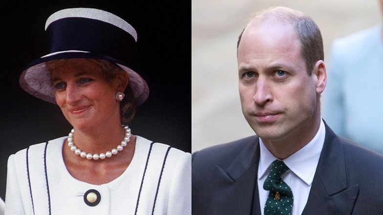 Książę William wspomina dzień, w którym dowiedział się o ŚMIERCI MAMY