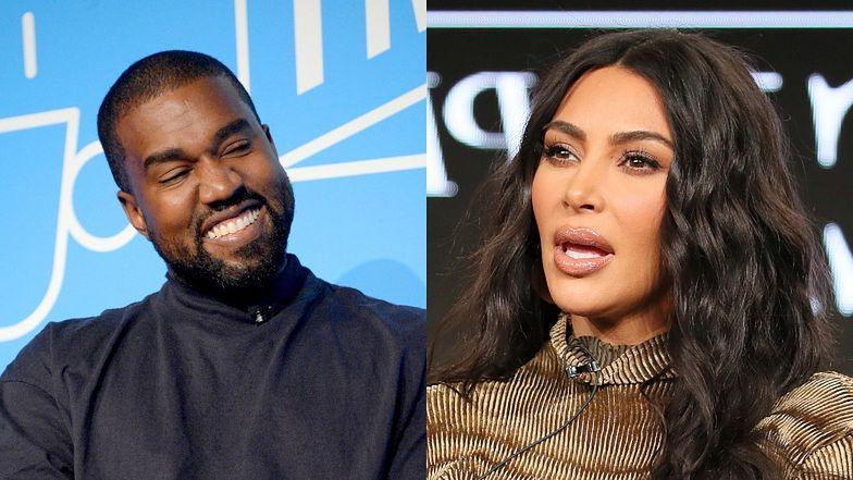 Kanye West w nowej piosence rapuje o małżeństwie z Kim Kardashian! PORÓWNAŁ JE Z WIĘZIENIEM