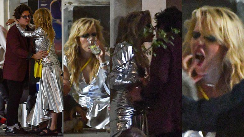 """Jessica Mercedes i Kuba Karaś całują się nocą na """"Zbawiksie"""" (ZDJĘCIA)"""