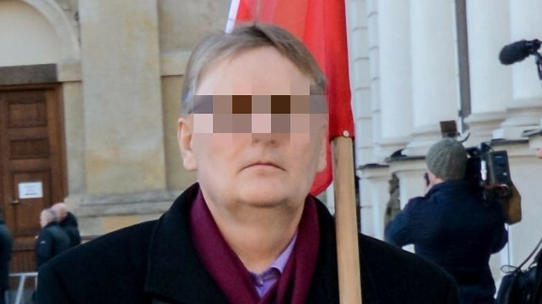 Były senator PiS Waldemar B. trafił do szpitala. Pokazał zdjęcie z... serduszkiem WOŚP