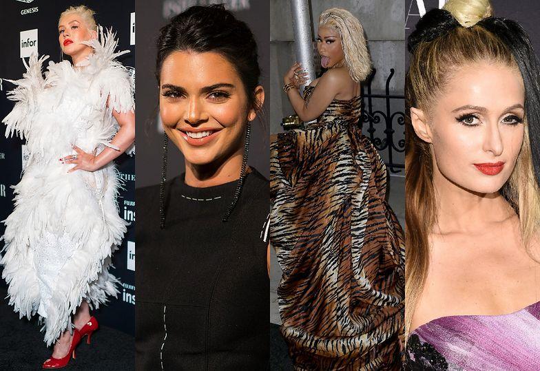 """Gwiazdy na gali """"Harper's Bazaar Icons"""""""