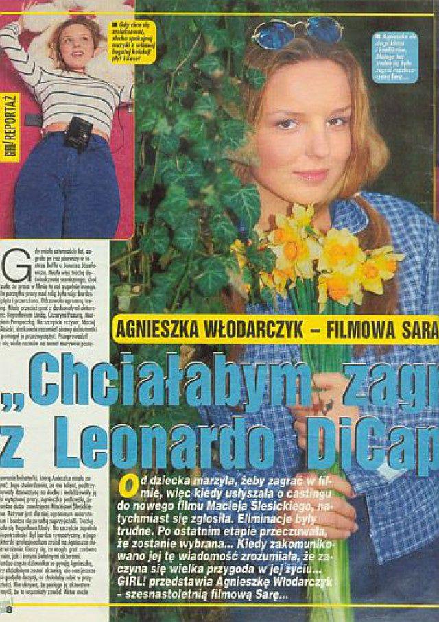 """Włodarczyk i Teodorska w """"Bravo Girl""""!"""