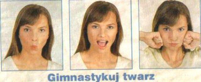 """""""Gimnastykuj twarz"""" z Teodorską"""