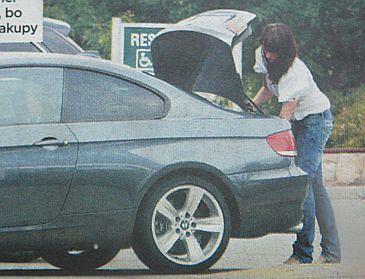 Nowe BMW Teodorskiej!