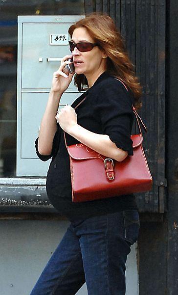 Julia Roberts w ciąży (zdjęcia!)