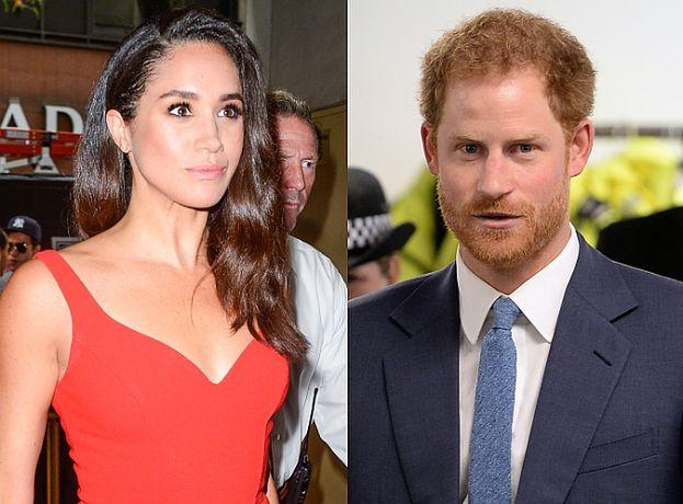 """Pałac Kensington potwierdza: książę Harry i Meghan Markle są parą! """"Stała się celem ataków""""..."""