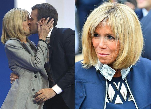 """Pasierbica prezydenta Francji o związku matki: """"Wszyscy jej zazdroszczą znacznie młodszego męża"""""""