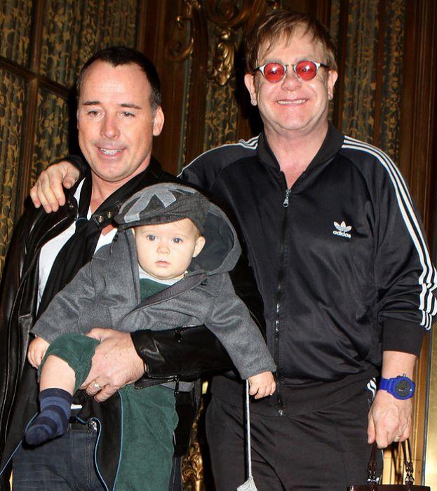 """Elton John: """"Chcieliśmy nazwać go Joseph na cześć psa"""""""