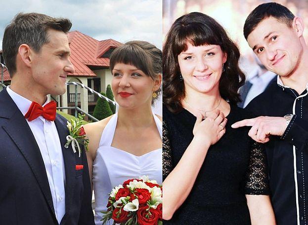 Odrzuceni przez rolników Kasia i Dawid wzięli ślub! (FOTO)