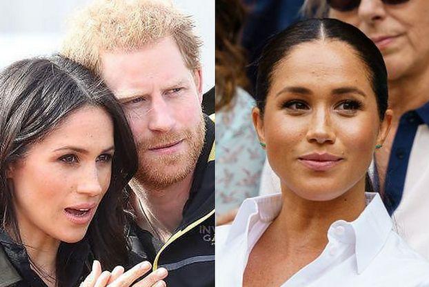 """Meghan Markle i książę Harry POZWALI brytyjski tabloid! """"Straciłem matkę, a teraz moja żona pada ofiarą tych samych sił"""""""