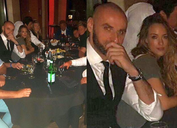 Marcin Gortat imprezuje z Alicją Bachledą-Curuś i Anitą Włodarczyk (FOTO)