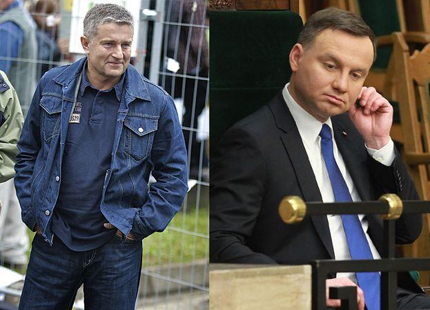 """Jest zgloszenie do prokuratury na Frasyniuka za... """"Andrzeja Dupę""""!"""