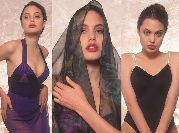 Tak wyglądała 16-letnia Angelina Jolie! (ZDJĘCIA)