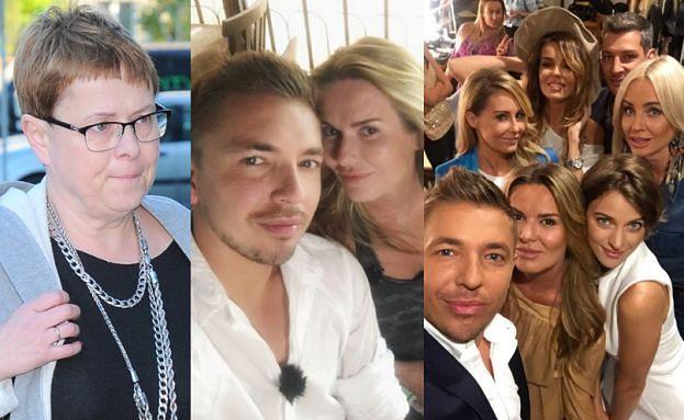"""Łepkowska wyśmiewa Jemioła: """"Czemu straszy nas sądem? Bo się pośmiejemy z celebrytów, którzy wiedzieli chyba, co robią?"""""""