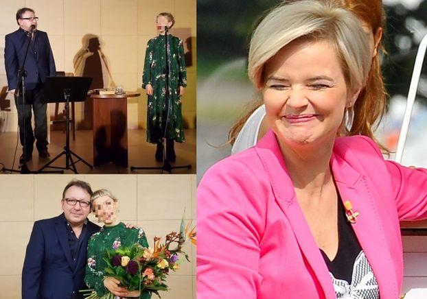 """Zamachowska próbuje ocieplić wizerunek i publikuje zdjęcia Zbyszka z córką. """"Prosiłam, żeby nie pisała Pani na TEMAT MÓJ I MOJEJ RODZINY!"""""""