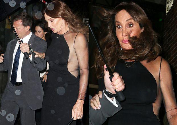 Tak wygląda biust Caitlyn Jenner