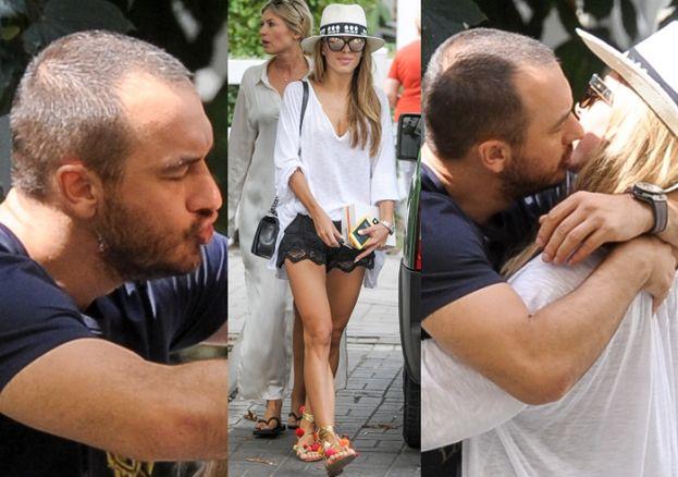 Chodakowska całuje męża w restauracji (ZDJĘCIA)