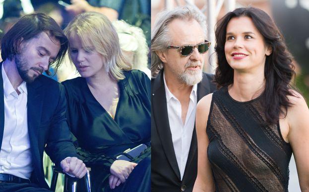 Jan Kaczmarek z młodą żoną i Joanna Kulig z mężem na festiwalu filmowym (ZDJĘCIA)