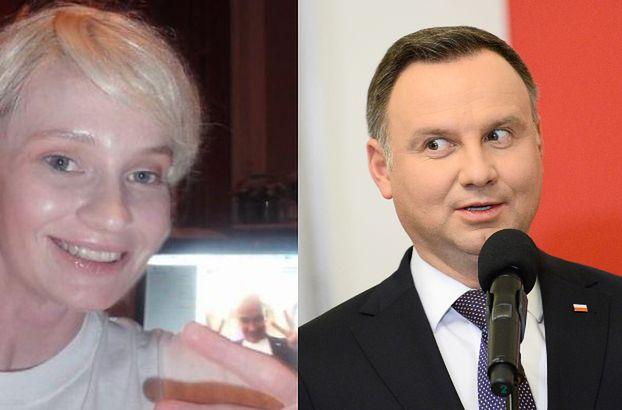 """Izabela Pek przeprasza Andrzeja Dudę: """"Pokornie proszę o wybaczenie, że przez moje złamane serce ośmieszyłam Pana"""""""