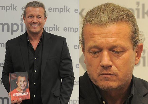 Jarosław Jakimowicz napisał książkę o sobie… Chwali się, że poszedł OKRADAĆ ŻYDOWSKIE GROBY