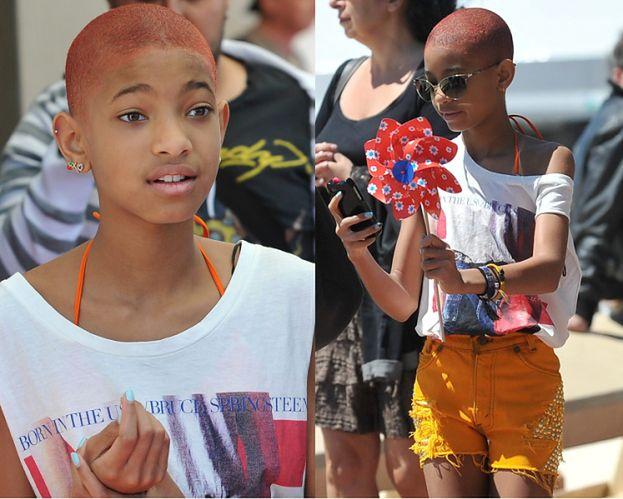 Willow Smith z różowymi włosami! (ZDJĘCIA)