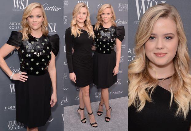 Reese Witherspoon pozuje z 18-letnią córką
