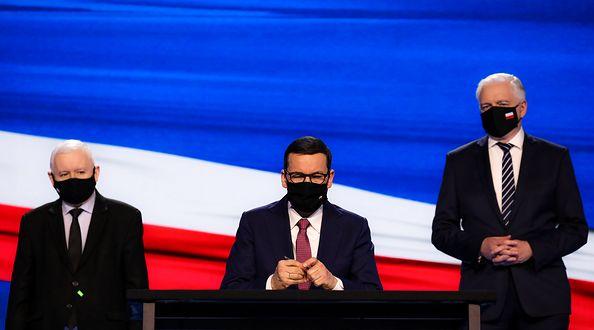 """Jeden polityk blokuje Polski Ład? """"Okazało się, że jakby nie doczytał pewnych założeń"""""""