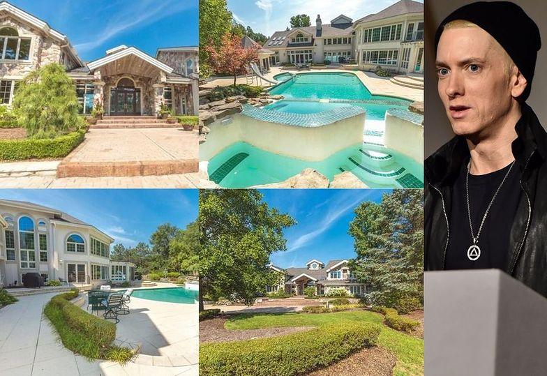 Eminem sprzedał dom i... sporo na tym stracił