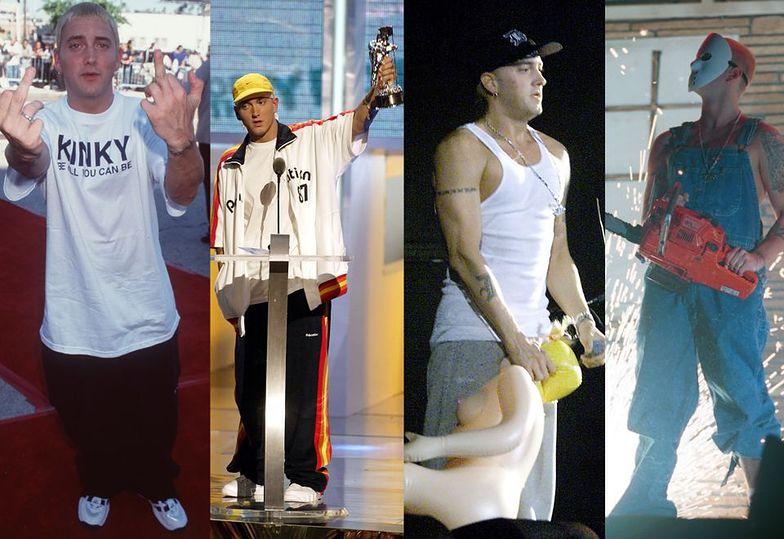 Eminem kończy dziś 45 lat!