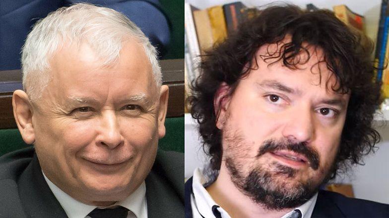 Jarosław Kaczyński POZYWA dziennikarza za sugestię, że jest GEJEM!