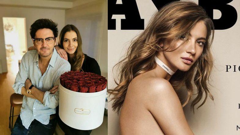 Kuba Wojewódzki świętuje dzień kobiet z Ludwiką Cichecką, modelką i GWIAZDĄ PLAYBOYA