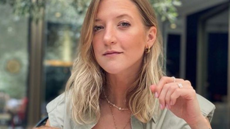 Lara Gessler zbiera pochwały za KARMIENIE PIERSIĄ przy stole 8-miesięcznej córki (FOTO)
