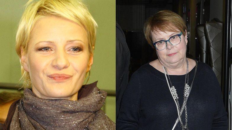 """Małgorzata Kożuchowska wspomina pracę na planie """"M jak Miłość"""": """"Stałam na zimnie W RAJSTOPKACH I KUSYM PŁASZCZYKU"""""""