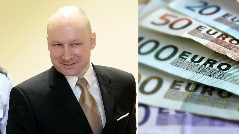 Morderca Anders Breivik chce zarobić na swojej historii OSIEM MILIONÓW EURO!