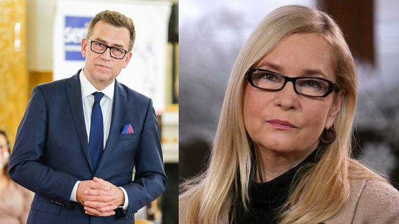 """Była żona Macieja Orłosia wyznaje, że STRACILI DZIECKO! """"Wyłam jak zwierzę"""""""
