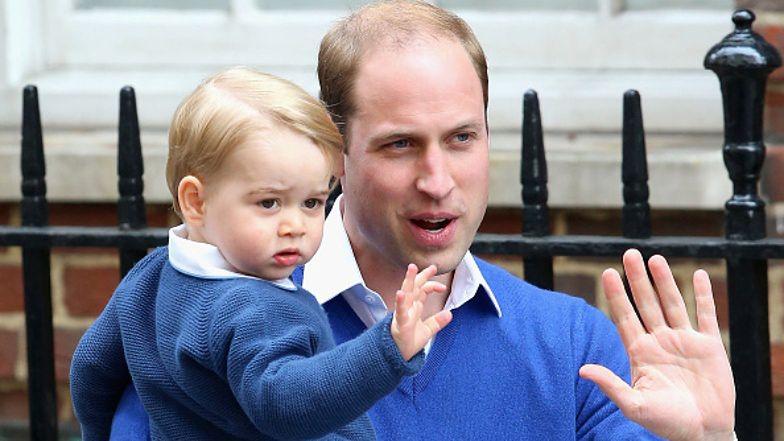 """Rodzina królewska świętuje 8. urodziny księcia George'a NOWYM PORTRETEM chłopca. Fani: """"Coraz bardziej podobny do taty"""" (FOTO)"""