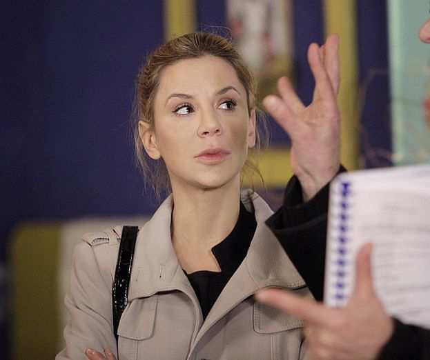 """Natalia Lesz zagra w """"Plebanii"""""""