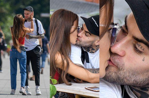 Natalia Szroeder całuje się z Quebo na romantycznej randce w Sopocie (ZDJĘCIA)