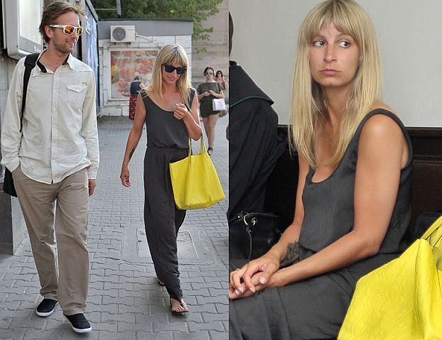 Magda Schejbal w sądzie! (ZDJĘCIA)