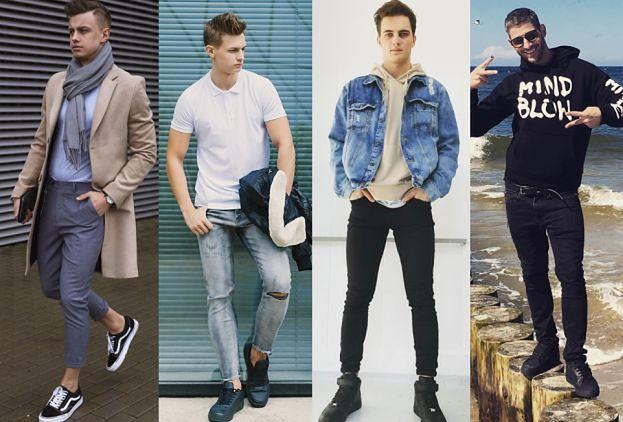 Z czym nosić czarne sneakersy? Pięć inspiracji