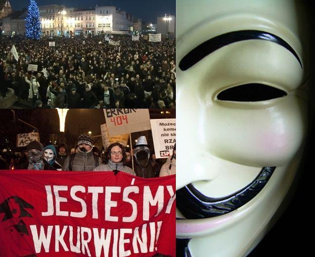 """""""Gazeta Wyborcza"""" wyśmiewa nasz tekst o ACTA"""