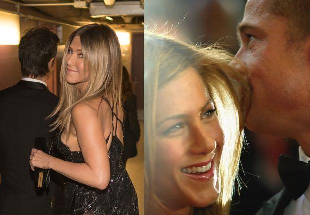 """Mąż Aniston znalazł LIŚCIKI MIŁOSNE od Brada. """"Już za tobą tęsknię..."""""""