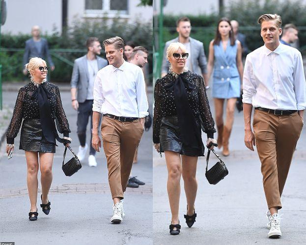 """Ciocia Liestyle i Jakob Kosel idą razem na imprezę """"Elle Man"""". POTWIERDZAJĄ ZWIĄZEK? (FOTO)"""
